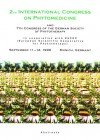 2nd International congress on phytomedicine – september 11-14,1966 (Munich)