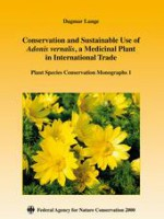 Conservation and sustainable use of Adonis vernalis, a medicinal plant in international trade