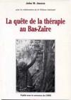 La quête de la thérapie au Bas-Zaïre