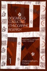 125294064 designing and conducting ethnographic research Amazoncom: designing and conducting ethnographic research ( ethnographer's toolkit) (9780761989752): margaret d lecompte, jean j schensul: books.