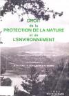 Droit de la protection de la nature et de l'environnement