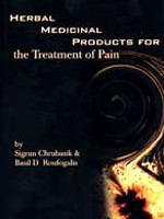 Herbal medicinal products for the treatment of pain