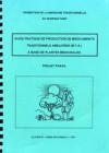 Guide pratique de production de médicamets traditionnels améliorés (MTA)