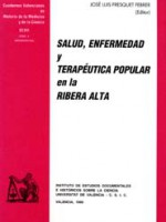 Salud, Enfermedad y Terapéutica popular en La Ribera Alta (3 exemplaires)