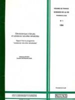 Ethnobotanique à Vanuatu et substances naturelles nématicides – Rapport final du programme